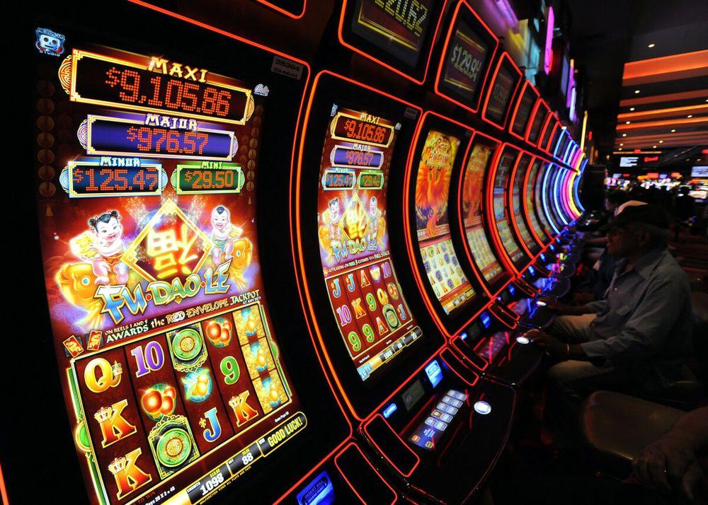 Casinoper Slot Oyunları